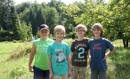 Jugend-Gruppe