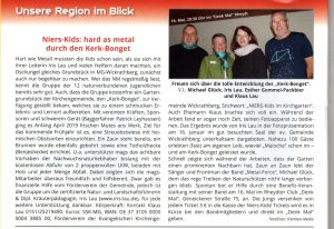 Niers-Magazin Jan. 2020